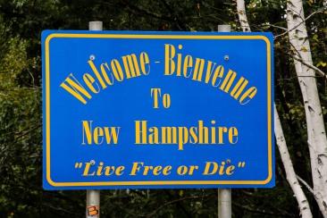 New England Vacation