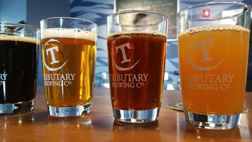 Tributary Brewing; A Love Story